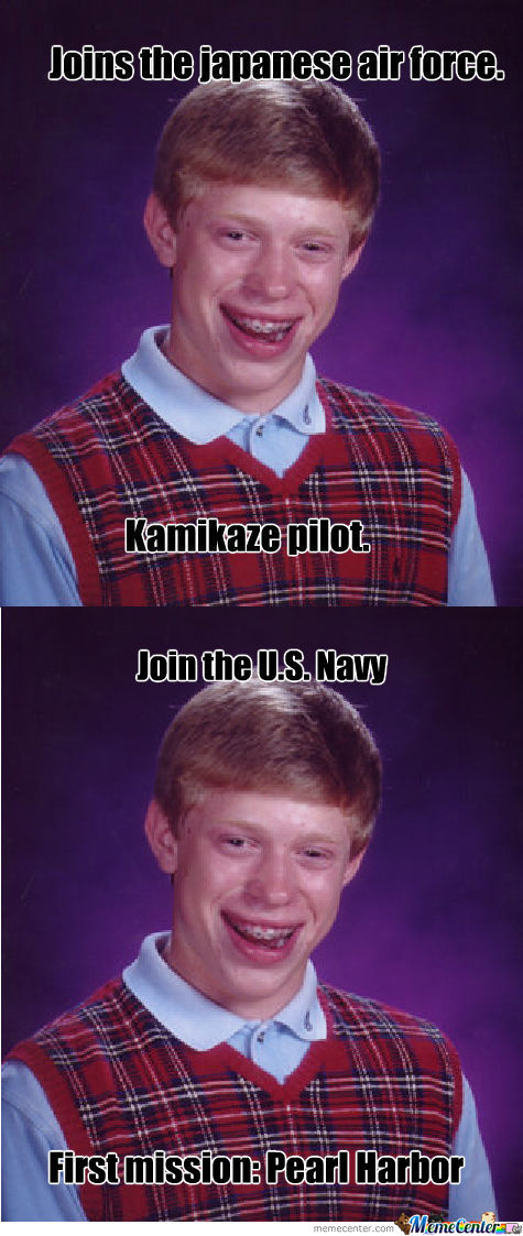[RMX] Bad Luck Brian Strikes Again.