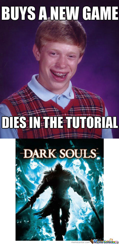 [RMX] Bad Luck Brian With A New Game