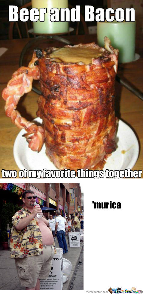 [RMX] Beer And Bacon Together