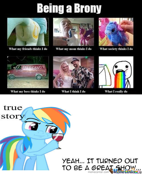 [RMX] Being A Brony