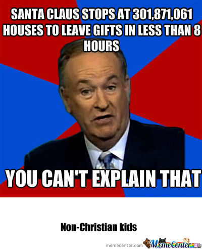 [RMX] Bill O'reilly On Christmas