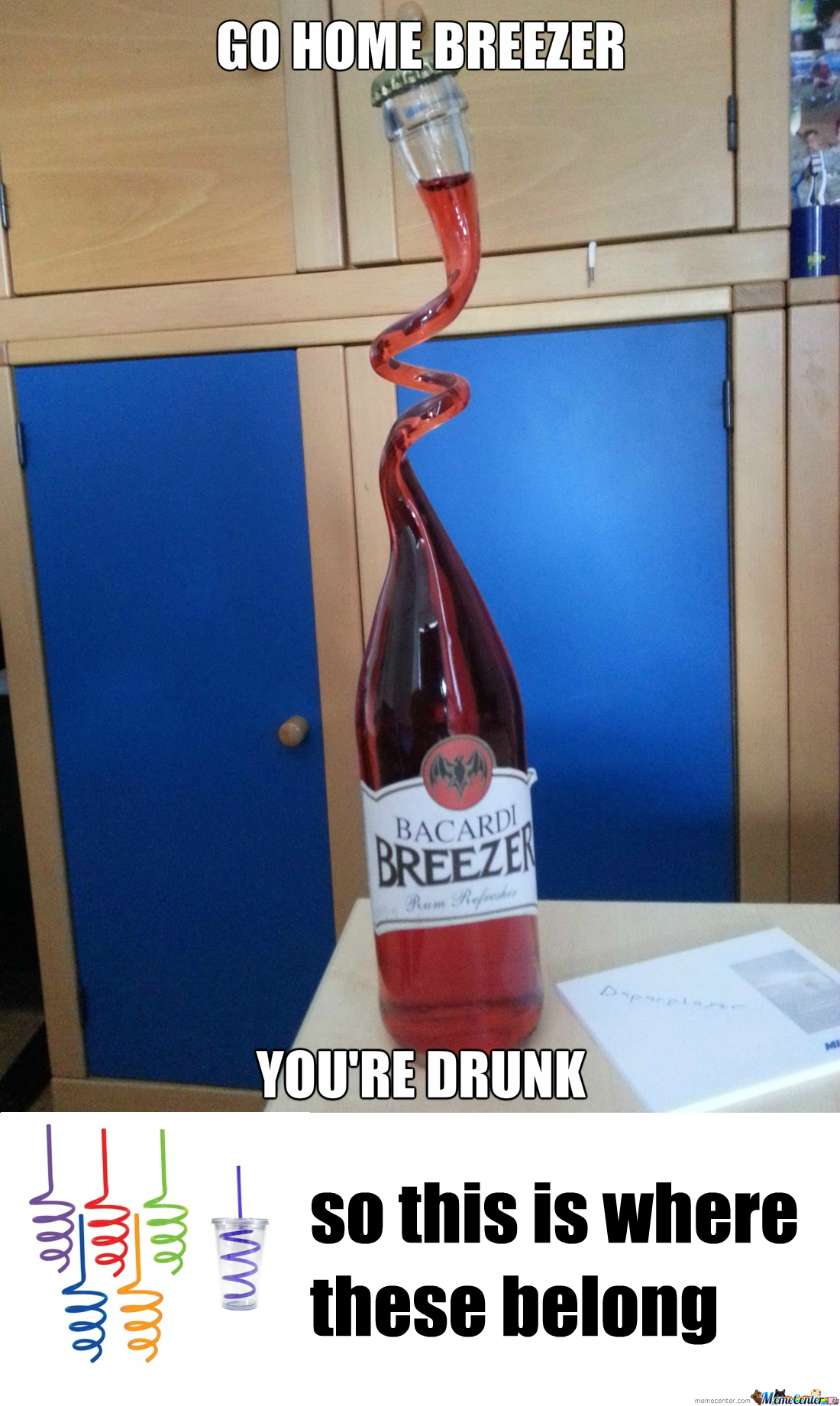 [RMX] Breezer = Drunk?? What??