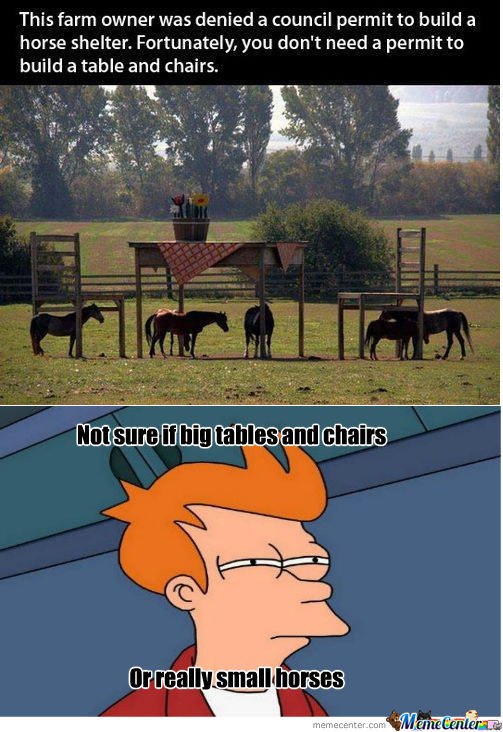 [RMX] Chairs And Tables Ftw