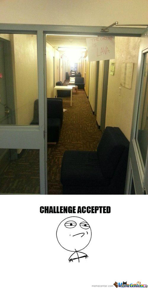 [RMX] Challenge Accepted~!