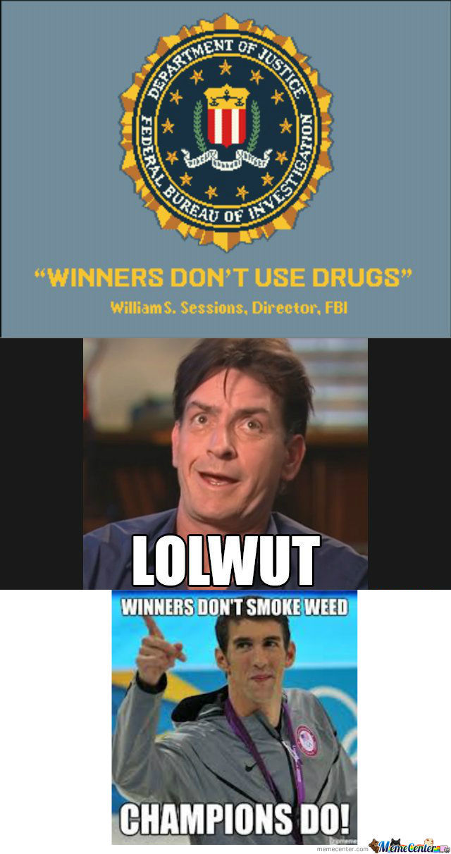 [RMX] Charlie Sheen - Winners Dont Use Drugs