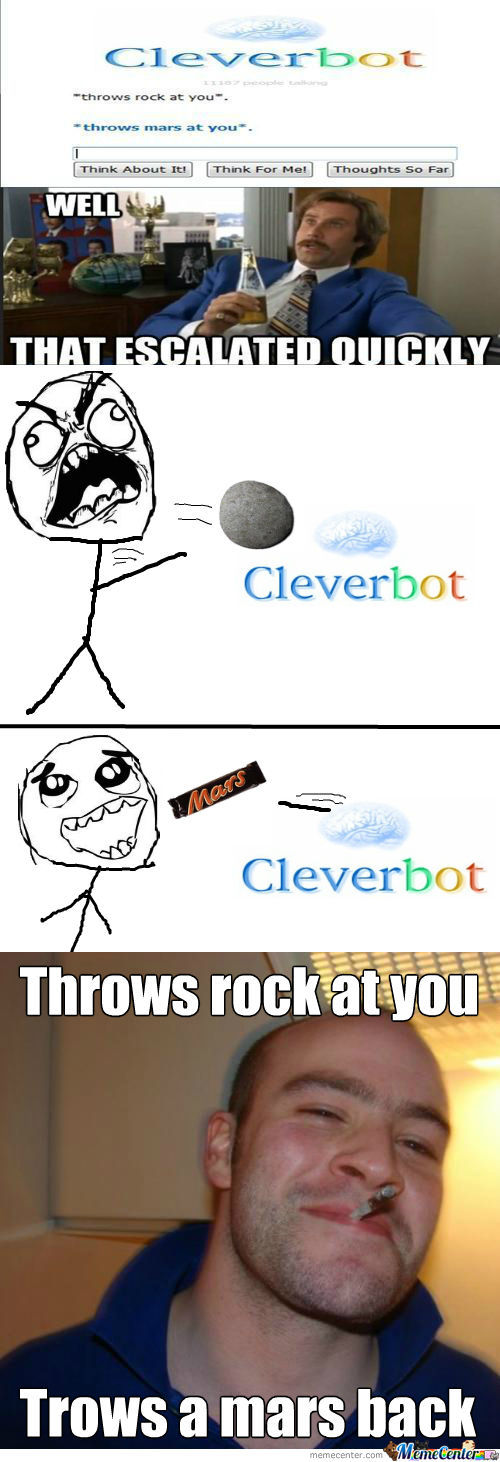 [RMX] Clever Bot Mars