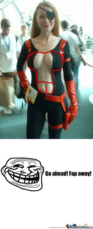 [RMX] Cosplay Level Fap Fap