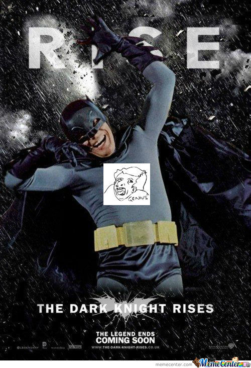 [RMX] Dark Knight Rises