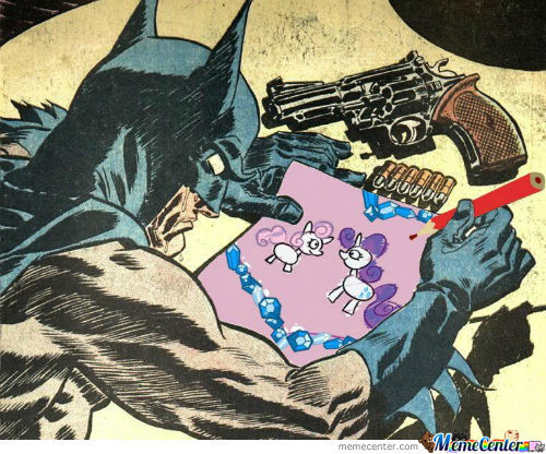 [RMX] Dear Batman.....