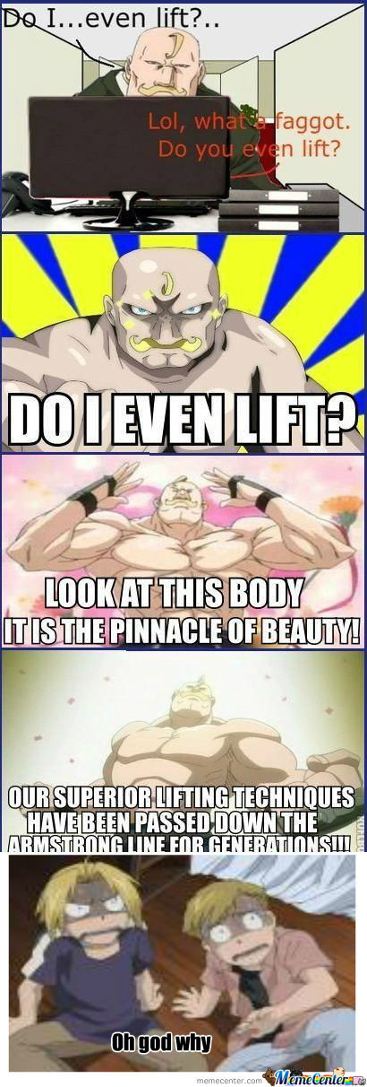 [RMX] Do You Even Lift?