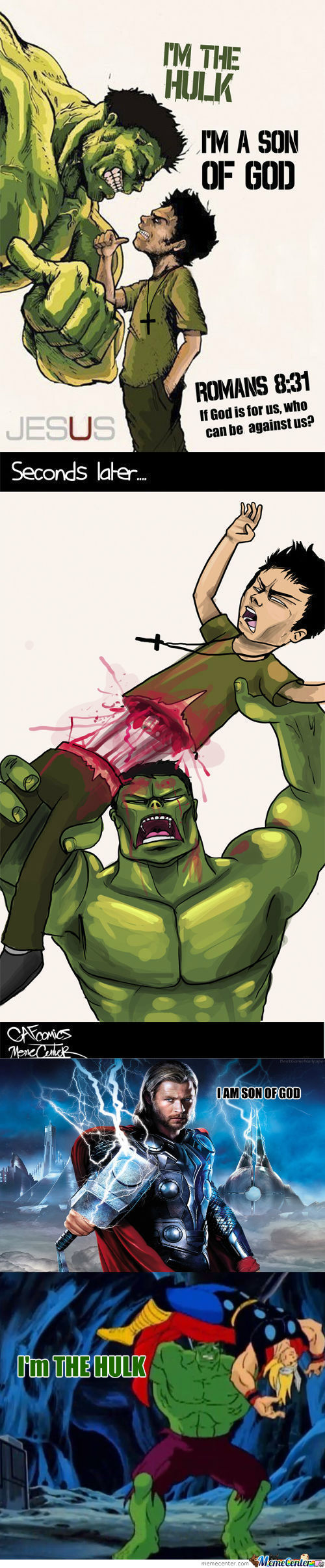 [RMX] Don't F*ck With The Hulk