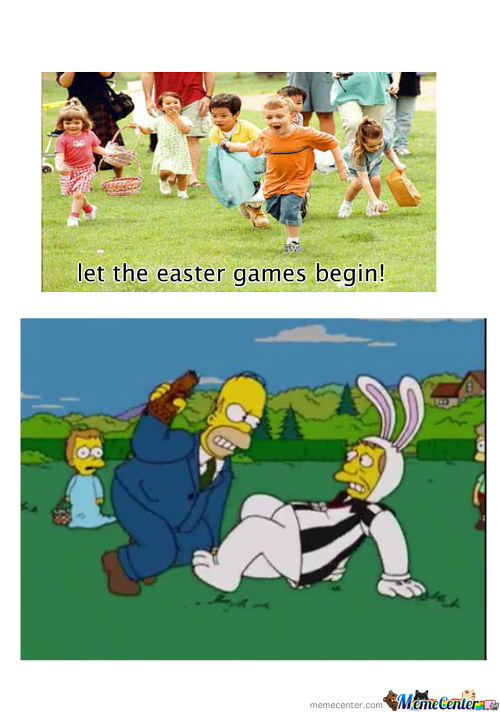 [RMX] Easter Games