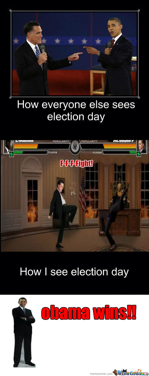 [RMX] Election Day