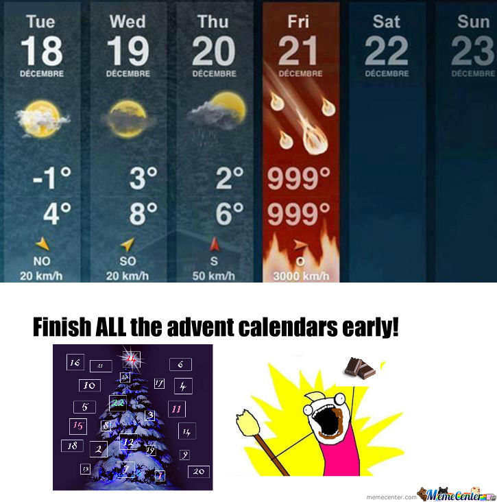 [RMX] End Of The World!!! :p :p