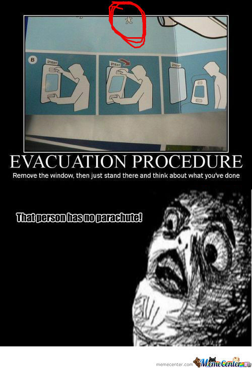 [RMX] Evacuation Procedure
