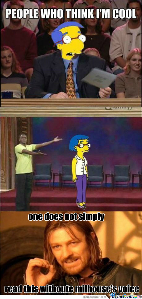 [RMX] Every Mom Loves Their Child, Even If It Is Milhouse