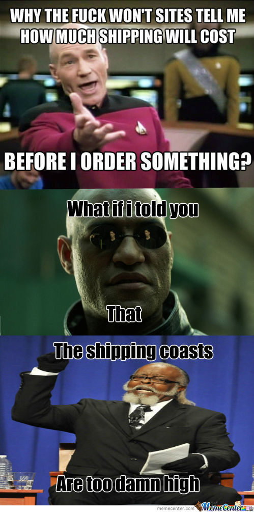 [RMX] Every Time I Try To Buy Something Online