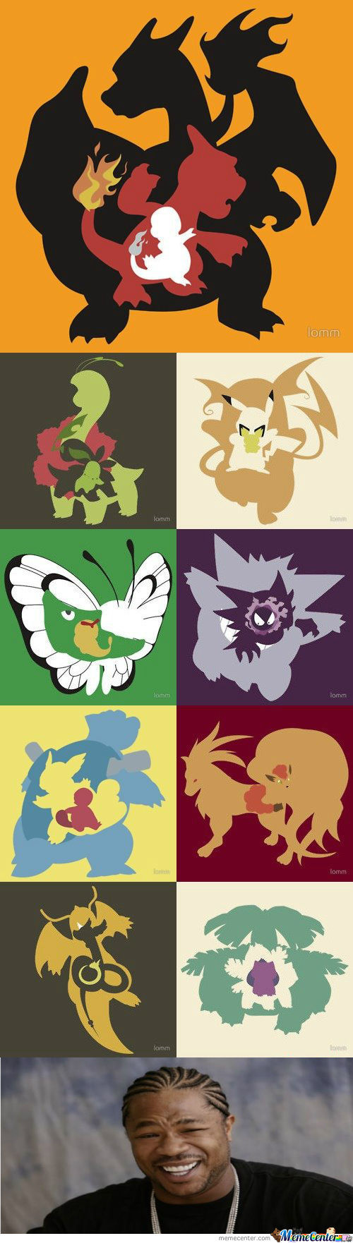[RMX] Evolution of most liked pokemons