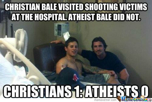 [RMX] F**k You Atheist Bale