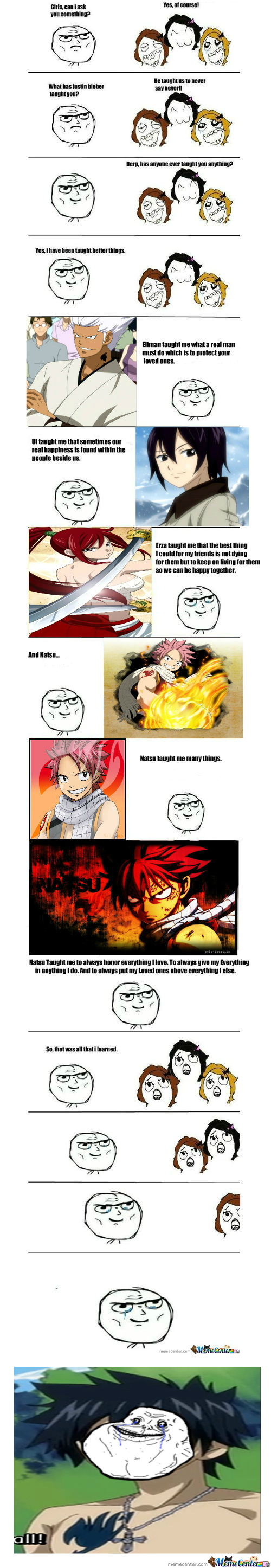 [RMX] Fairy Tail Lessons