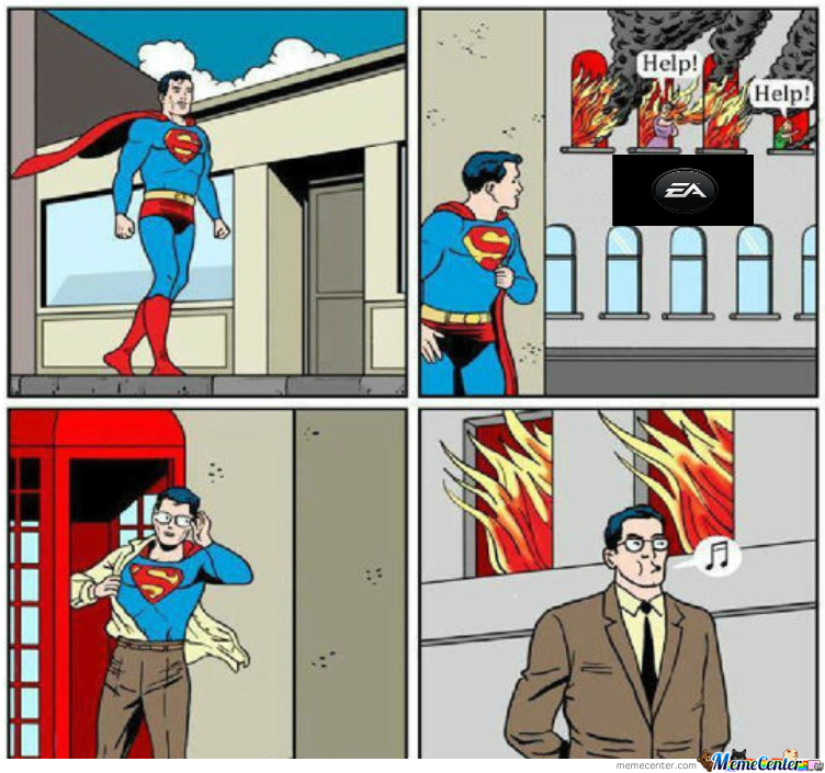 [RMX] Faith to Superman restored