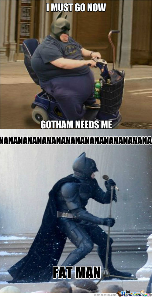 [RMX] Fear Not, Citizens Of Gotham, Help Is On The Way