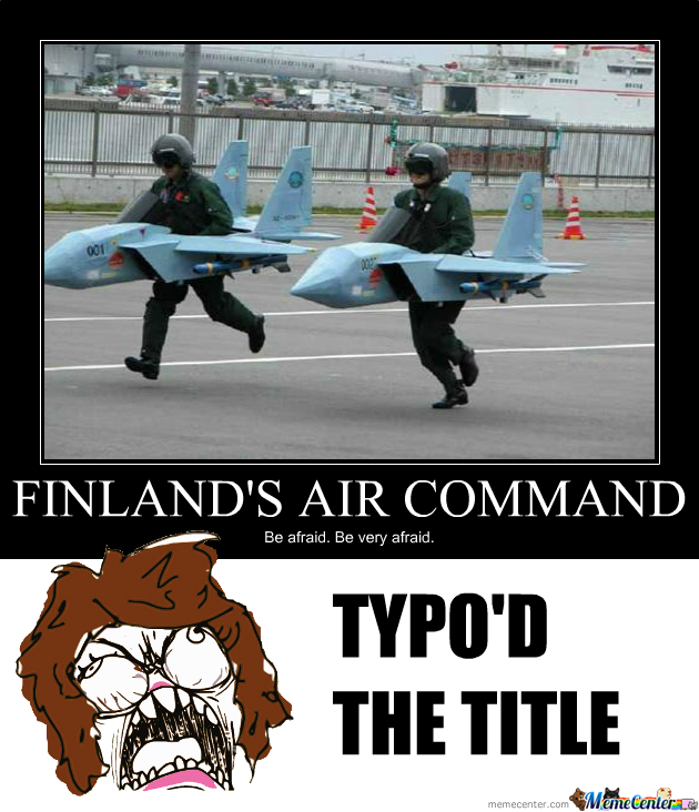 [RMX] Finland's Air Commant, Be Very Afraid By Siwax