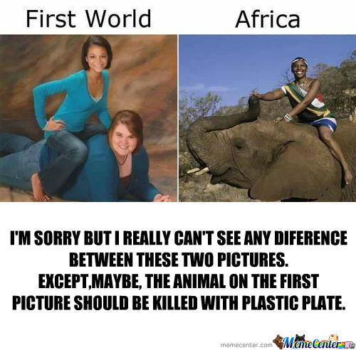 [RMX] First World Vs Africa