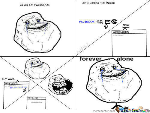 [RMX] Forever Alone On Facebook