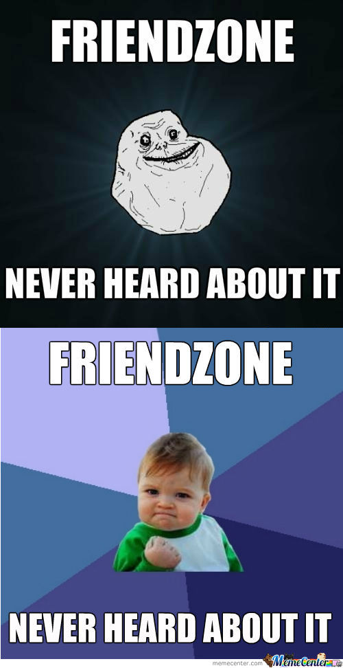 [RMX] Forever Alone Problems
