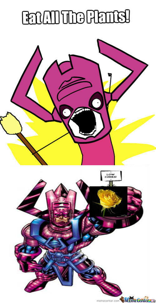 [RMX] Galactus (First Post Attempt Failed)