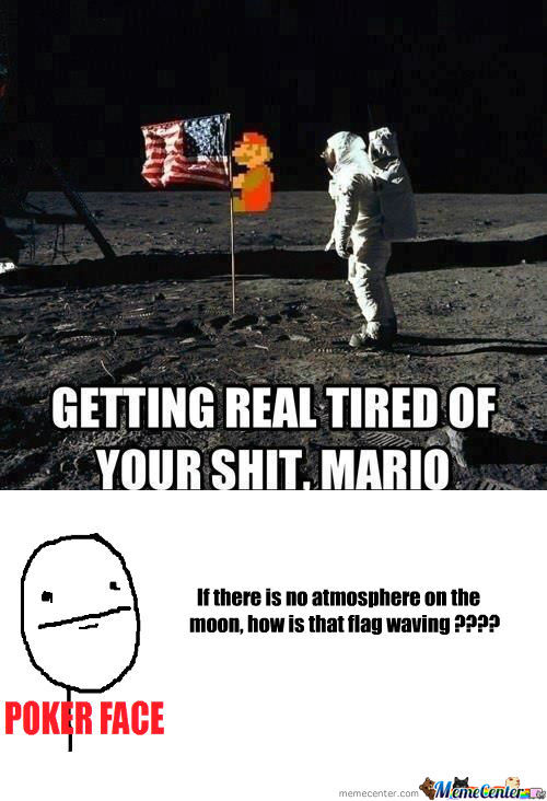 [RMX] Getting Real Tired Of Your Shit, Mario