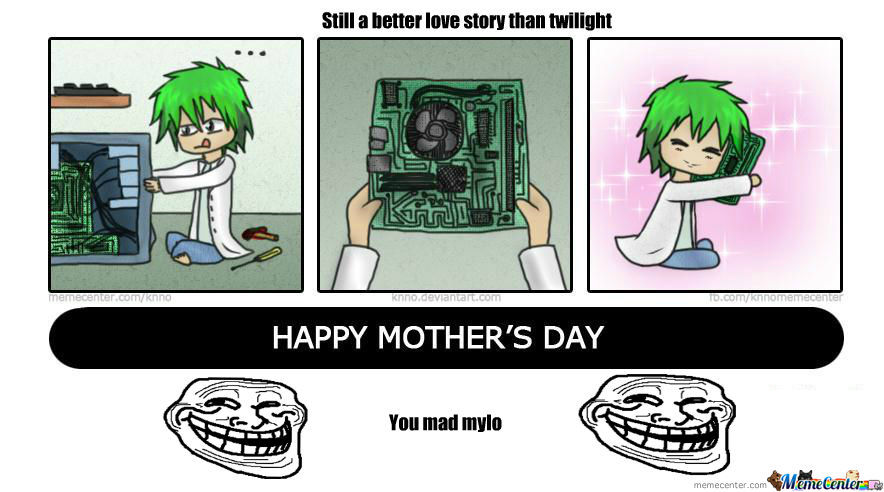 [RMX] Go Hug Your Motherboard