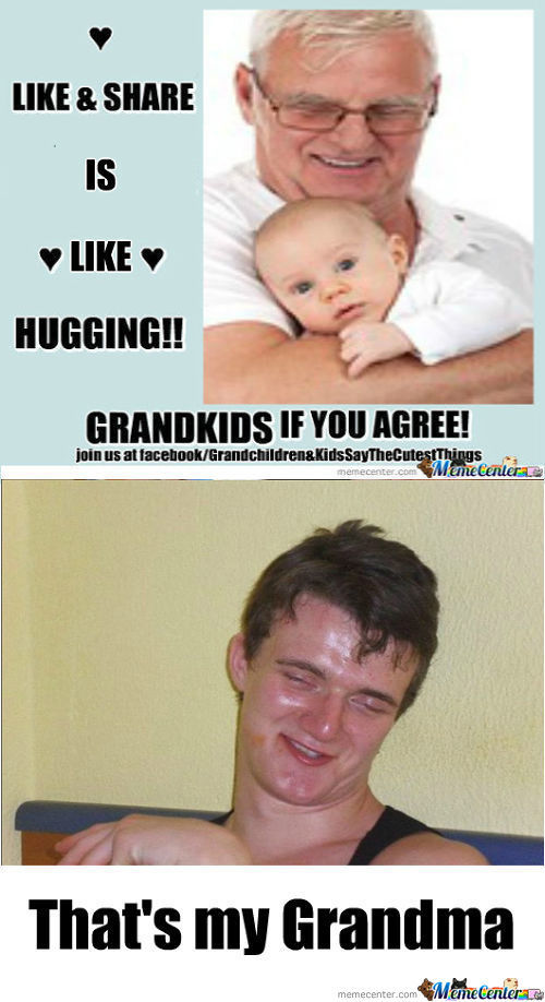 [RMX] Grandkids Were Made For Hugging