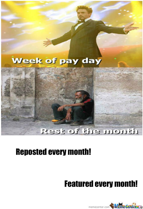 [RMX] Happens Every Month
