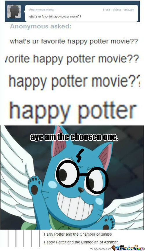 [RMX] Happy Potter