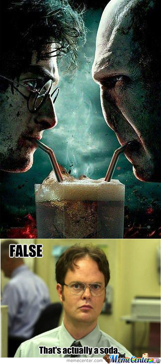 [RMX] Harry Potter And Voldemort Sharing a Milkshake