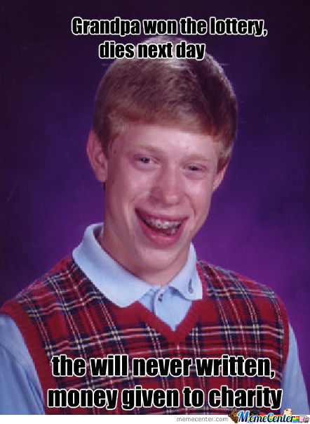 [RMX] He Is The Real Bad Luck Brian