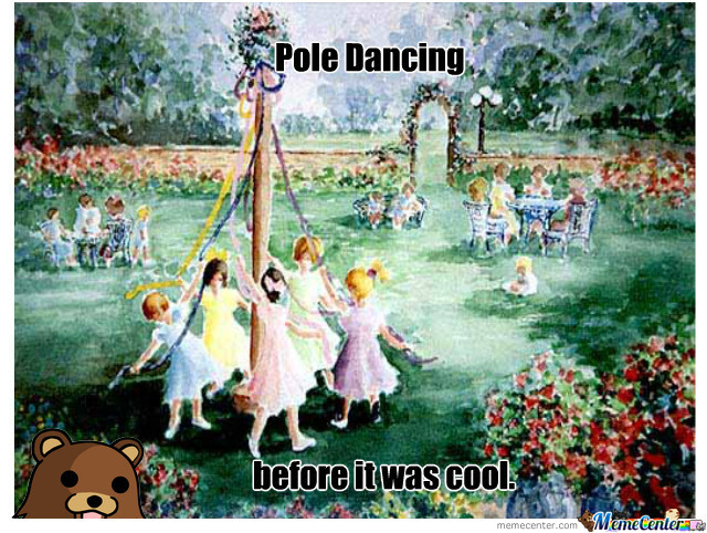 [RMX] Hipster Pole Dancers