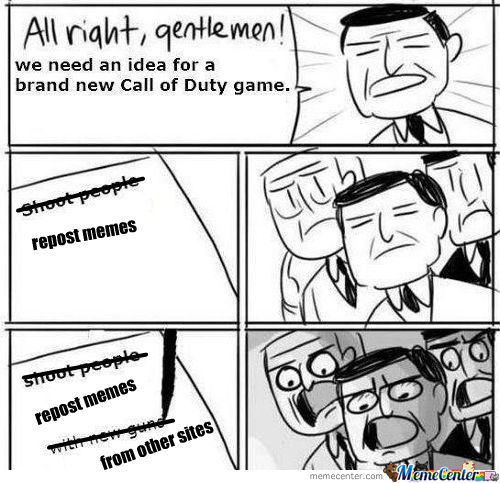 [RMX] How Cod Games Are Made.