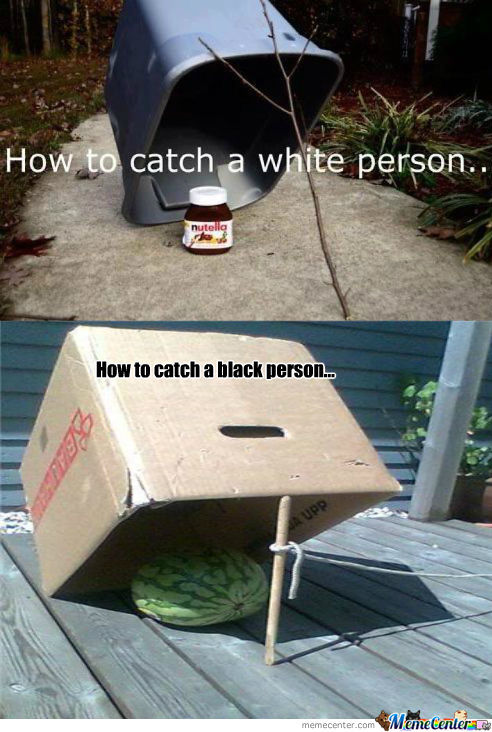[RMX] How To Catch A White Person