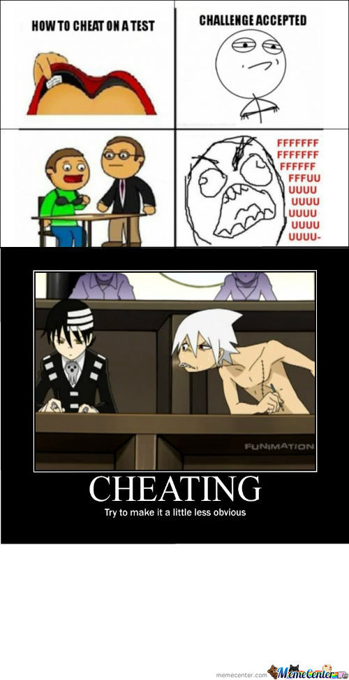 [RMX] How To Cheat On A Test