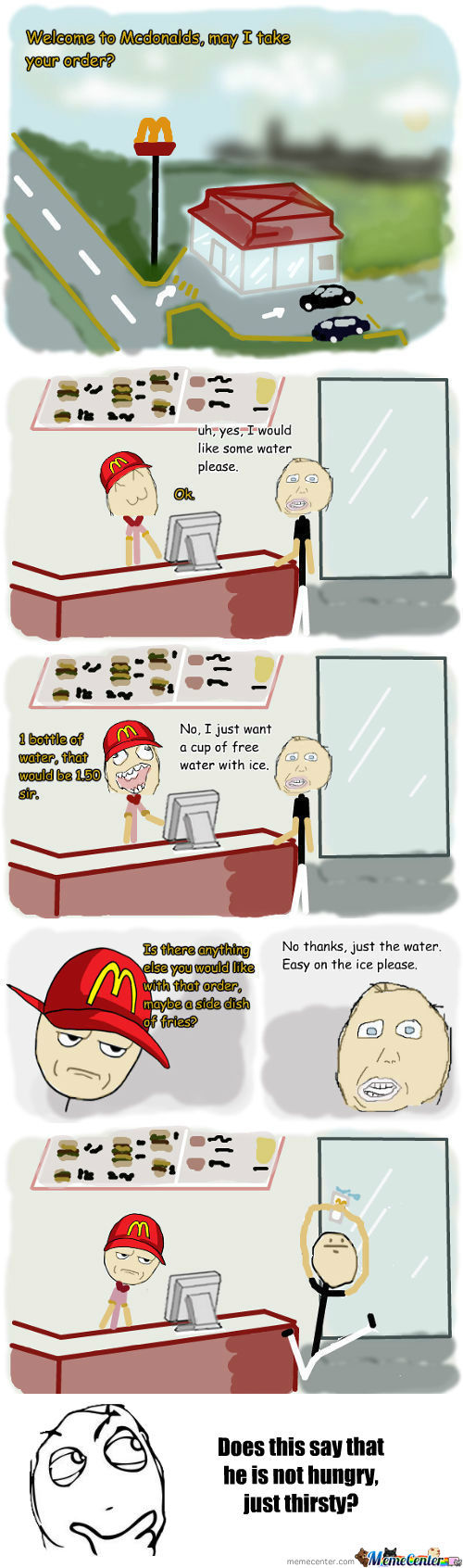 [RMX] How To Get Free Drinks At Fast Foods