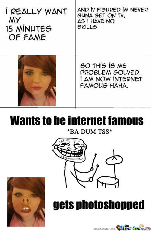 [RMX] How To Get Internet Famous ;-)