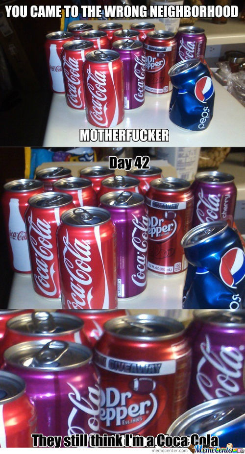 [RMX] I'd've Bought Soda From A Mr. Pepper...