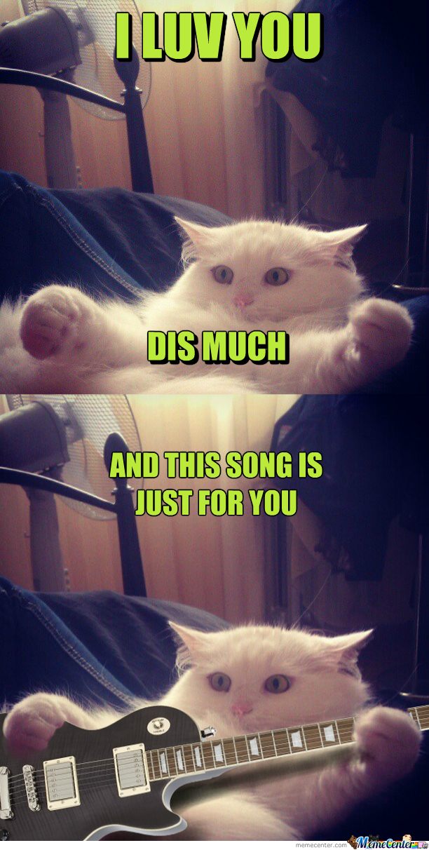 [RMX] I Luv You Dis Much