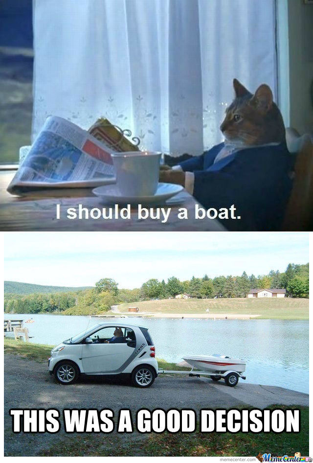 [RMX] I Should Buy a Boat
