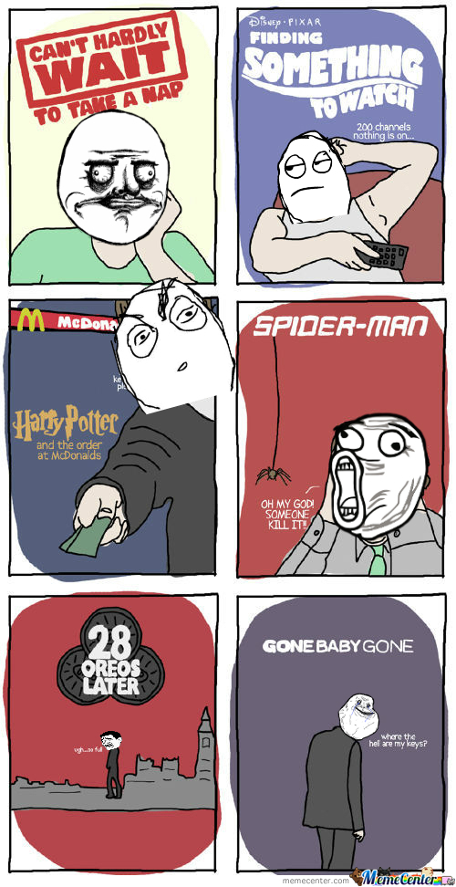 [RMX] If Popular Movies Were About My Life