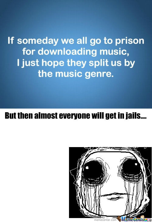 [RMX] If Someday We All Go To Prison