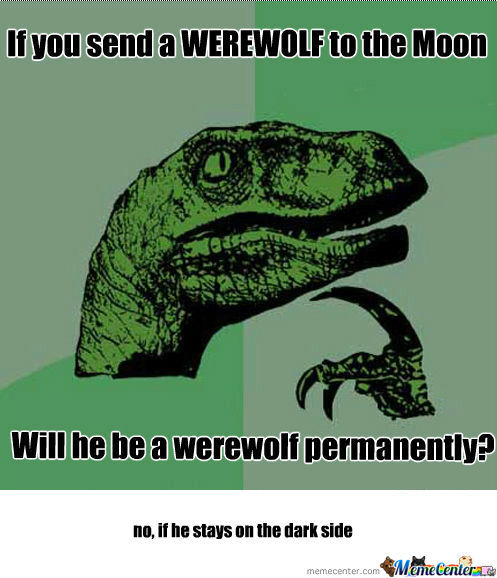 [RMX] IF you send werewolf, to the moon